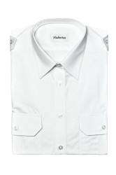 Schützenhemd - Pilotenhemd Langarm Slim Fit