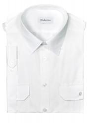 Schützenhemd - Pilotenhemd Kurzarm Slim Fit