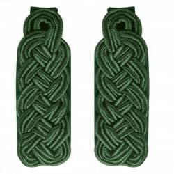 Schultergeflecht - Majorsgeflecht grün
