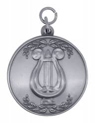 "Medaille""Lyra"""