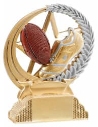Trophäe Football FS31330 gold