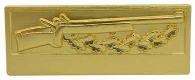 Meisterschaftsabzeichen Kleinkaliber gold