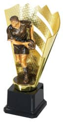Trophäe Football FS41526 gold