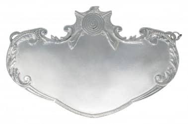 Echtsilber-Brustschild MB50002