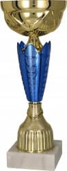 Pokale 6er Serie TRY8289 gold/blau