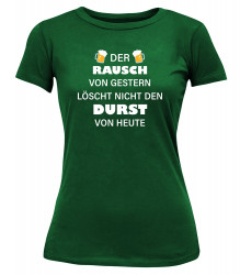 """T-Shirt """"Rausch von gestern"""" - Damen"""