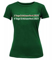 "T-Shirt ""6Tage"" - Damen"