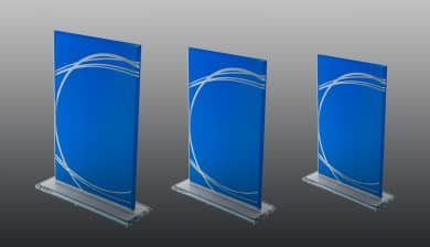 Glastrophäe FSG001