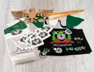 Paket für das Gartenschützenfest - Groß