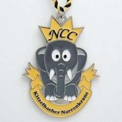 """individueller Karnevalsorden """"NCC"""""""