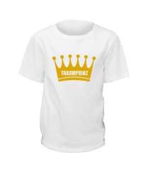 """T-Shirt """"Traumprinz"""" - Kinder"""