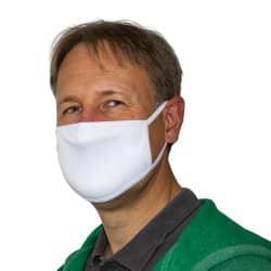 Wiederverwendbare Mund- und Nasenmaske - vollflächig bedruckbar