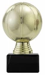 """Ballpokal """"Basketball"""" PF301.1 gold"""