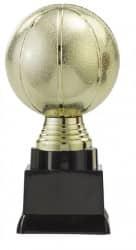 "Ballpokal ""Basketball"" PF301.1-M60 gold 16,1cm"