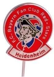 """Pins Hartemaille """"Heidenheim"""""""