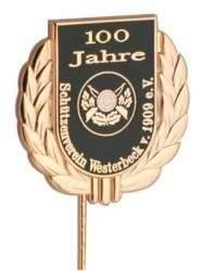 """Pins Hartemaille """"Westerbeck"""""""