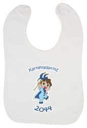"""Babylätzchen """"Karnevalsprinz 2044"""""""