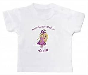 """Babyshirt """"Karnevalsprinzessin 2044"""""""