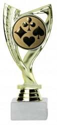 Pokerpokale 3er Serie A285-POK gold