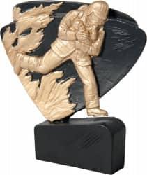 Feuerwehrmann TRY-RFEL5023 schwarz/gold