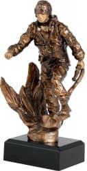 Feuerwehrmann TRY-RTY3786 bronze