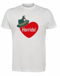 "T-Shirt ""Horrido"" - Herren"