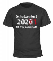 """T-Shirt """"Schützenfest 2020"""" - Herren"""