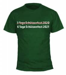 "T-Shirt ""6Tage"" - Herren"