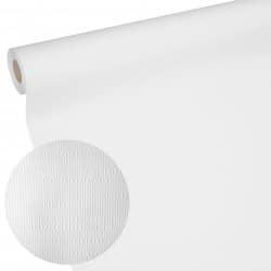 Papiertischläufer weiß wetterfest