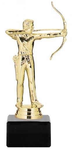 Figur Bogenschütze FS-D25 gold