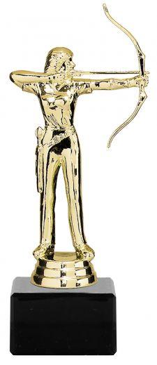 Figur Bogenschützin FS-D69 gold
