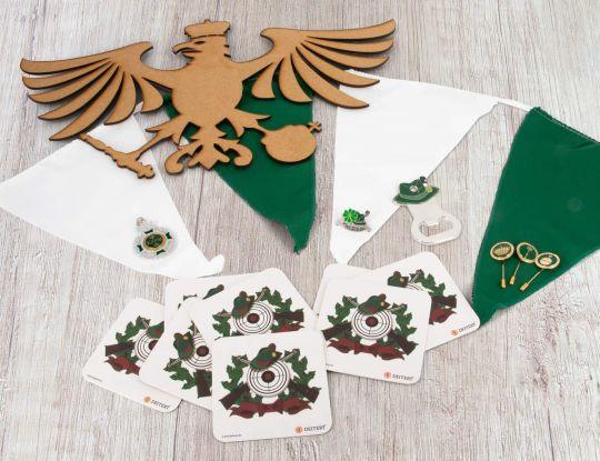 Paket für das Gartenschützenfest - Klein