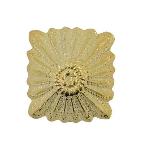 Stern 15mm x 15mm gold