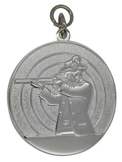 Schützenmedaille 4 silber
