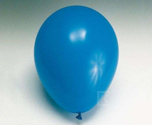 15 Stk. Luftballons in blau