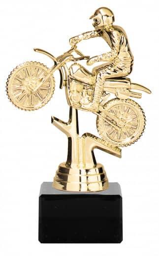 Figur Motocross FS-D33 gold