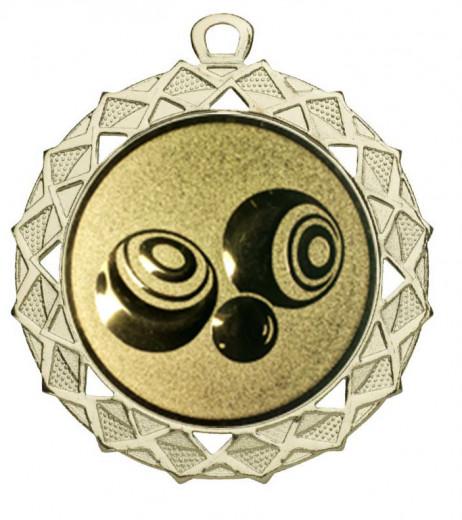 "Medaille ""Hyperion"" Ø 70 mm inkl. Wunschemblem und Kordel gold"