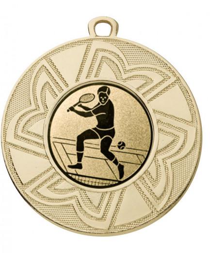 """Medaille """"Ourea"""" Ø 50 mm inkl. Wunschemblem und Kordel gold"""
