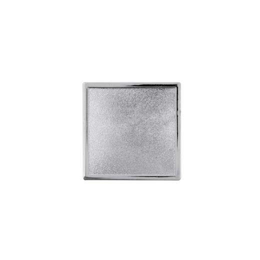 Expresspin quadratisch - selbst gestalten silber