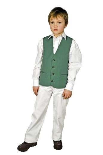 Schützenhose für Kinder in weiß