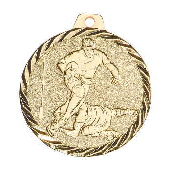Medaille Football