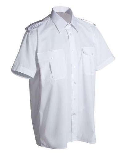 Schützenhemd - Pilotenhemd Kurzarm