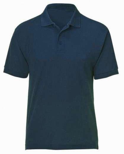 Kinder-Poloshirt dunkelblau   104