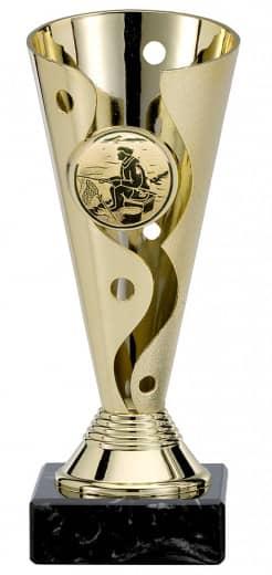 Angelpokale 3er Serie A100-AN gold