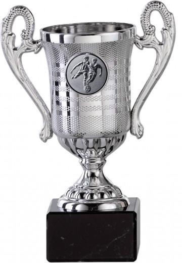 Pokale mit Henkel 3er Serie S146 silber