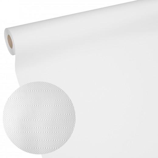 Papiertischdecke weiß wetterfest
