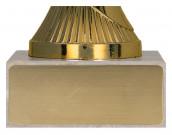 Pokale mit Henkel 3er Serie TRY9082 bronze