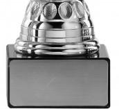 Pokale 12er Serie S753 silber mit Deckel 26 cm