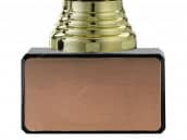 "Figurpokal ""Drei"" PF352.3 gold"