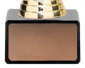 """D26 Trophäen Figur Angeln """"Fisch"""" FS-D26 gold"""